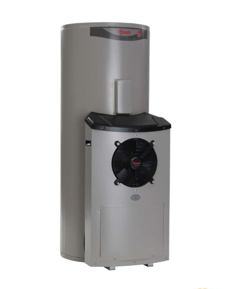 HEAT PUMP RHEEM - ÚC 325L